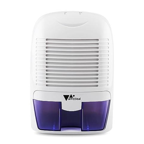Amzdeal Luftentfeuchter Raumentfeuchter Gegen Feuchtigkeit - Luftentfeuchter schlafzimmer