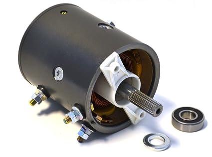 WARN 34526, Replacement Motor, 24-Volt