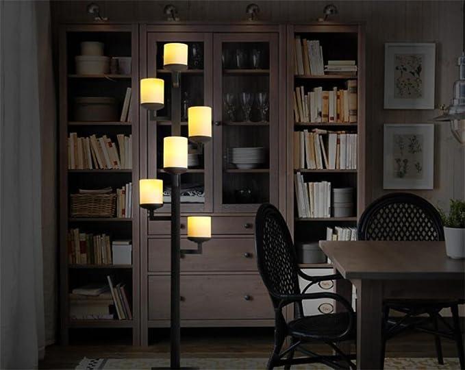 Spin lampada da terra collezione spin by cattaneo