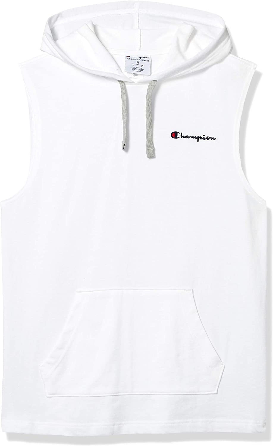 Champion Men's MIDDLEWEIGHT Sleeveless Hoodie