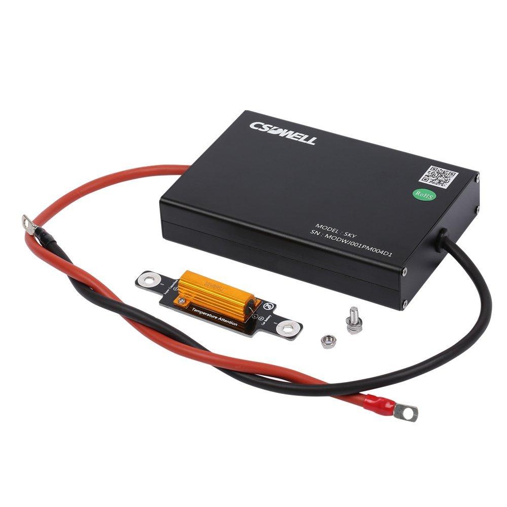 Amazon.com: 12V super capacitor module 12x 100 farad caps engine starting car  audio: Home Audio & Theater