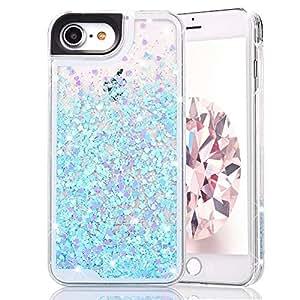 Amazon.com: iPhone 8 Glitter Case, Caka iPhone 8 Case