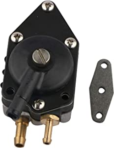 MOSTPLUS Fuel Pump Compatible with Johnson Evinrude Outboard 438555 433386 18-7353 20 25 30 HP 90-00