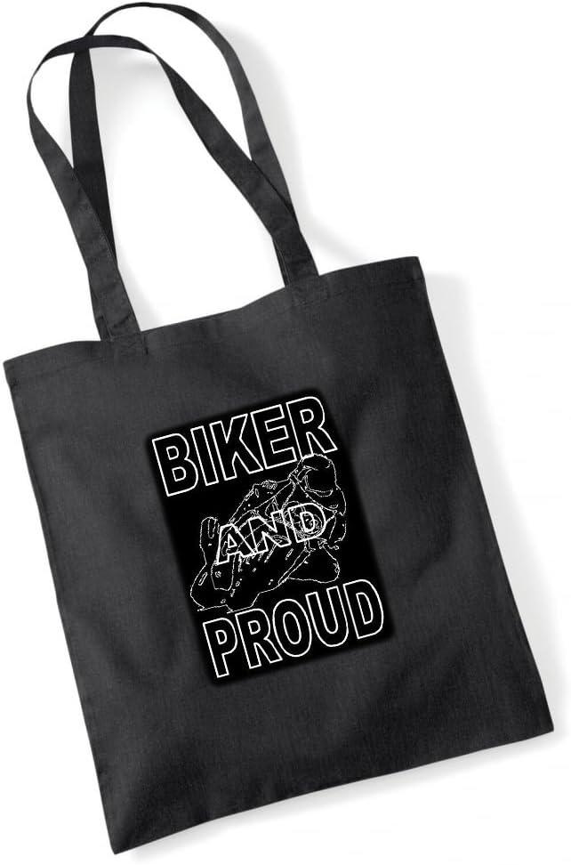Bolsa de regalo para motociclista y orgullo Se puede personalizar. Día del Padre, cumpleaños, Navidad, abuelo, abuelo, abuelo, regalo