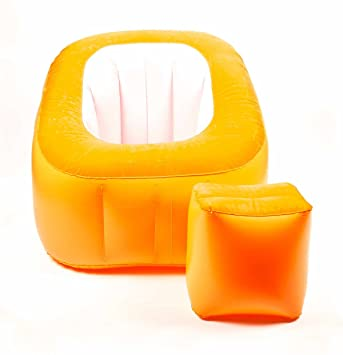 Aufblasbarer Sessel von Bestway, Maximale Belastung 100 Kg ...