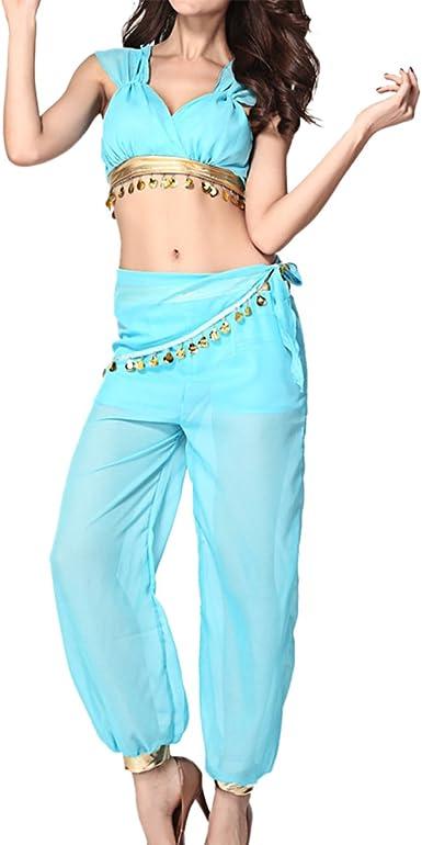 Quesera Mujer Princesa Jasmine Aladdin etapa de danza del vientre ...