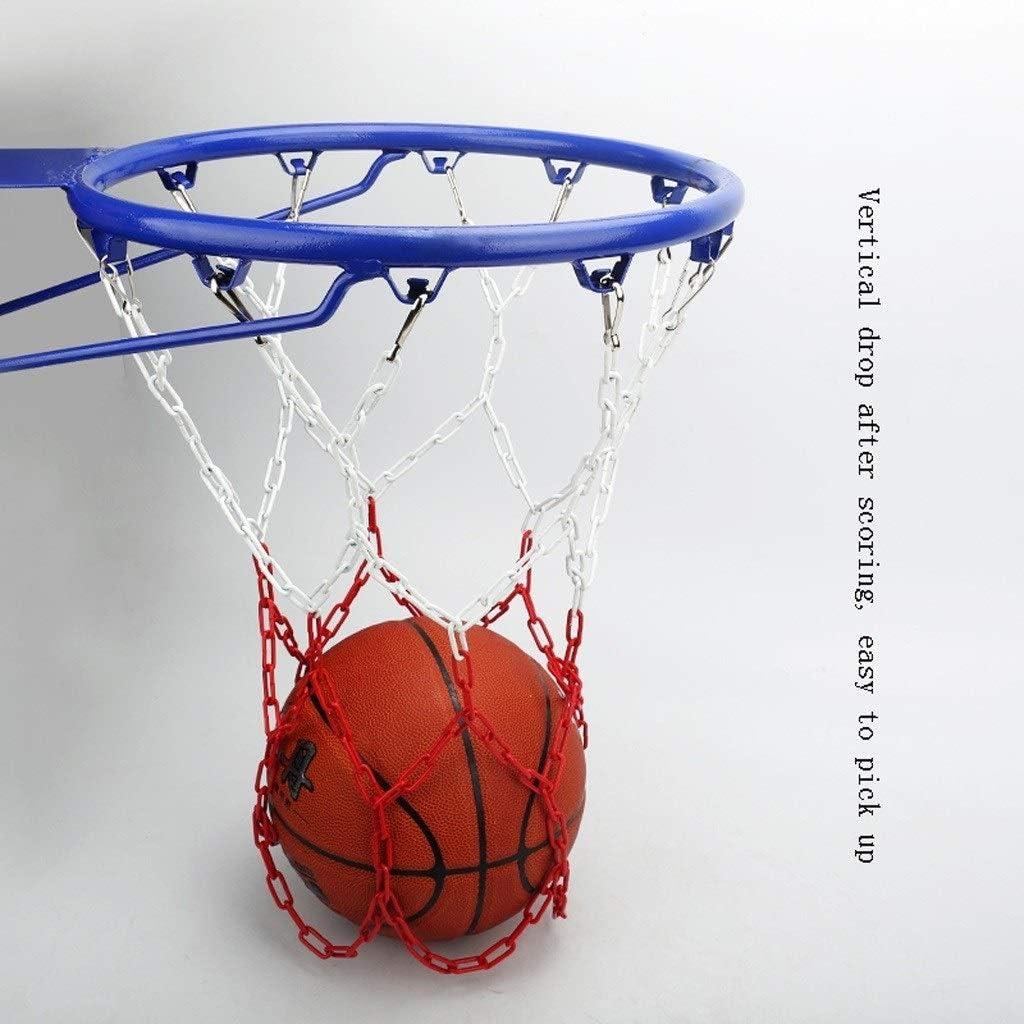 KQHSM Cadena de Baloncesto Bolsa de Red estándar Gruesa y Durable ...