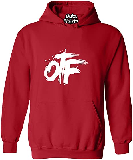 OTF Hip hop Legend Nunu Fashion Hoodie
