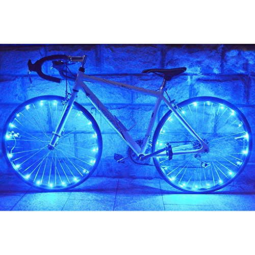 20 LED Bicycle Lights Perfect Install
