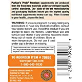 Puritan's Pride Lutein 40mg with