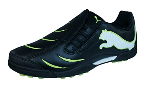e6c6d1af4df357 Puma PowerCat 2.10 TT Mens Astro Turf Football Trainers   Boots-Black-9.5   Amazon.co.uk  Shoes   Bags