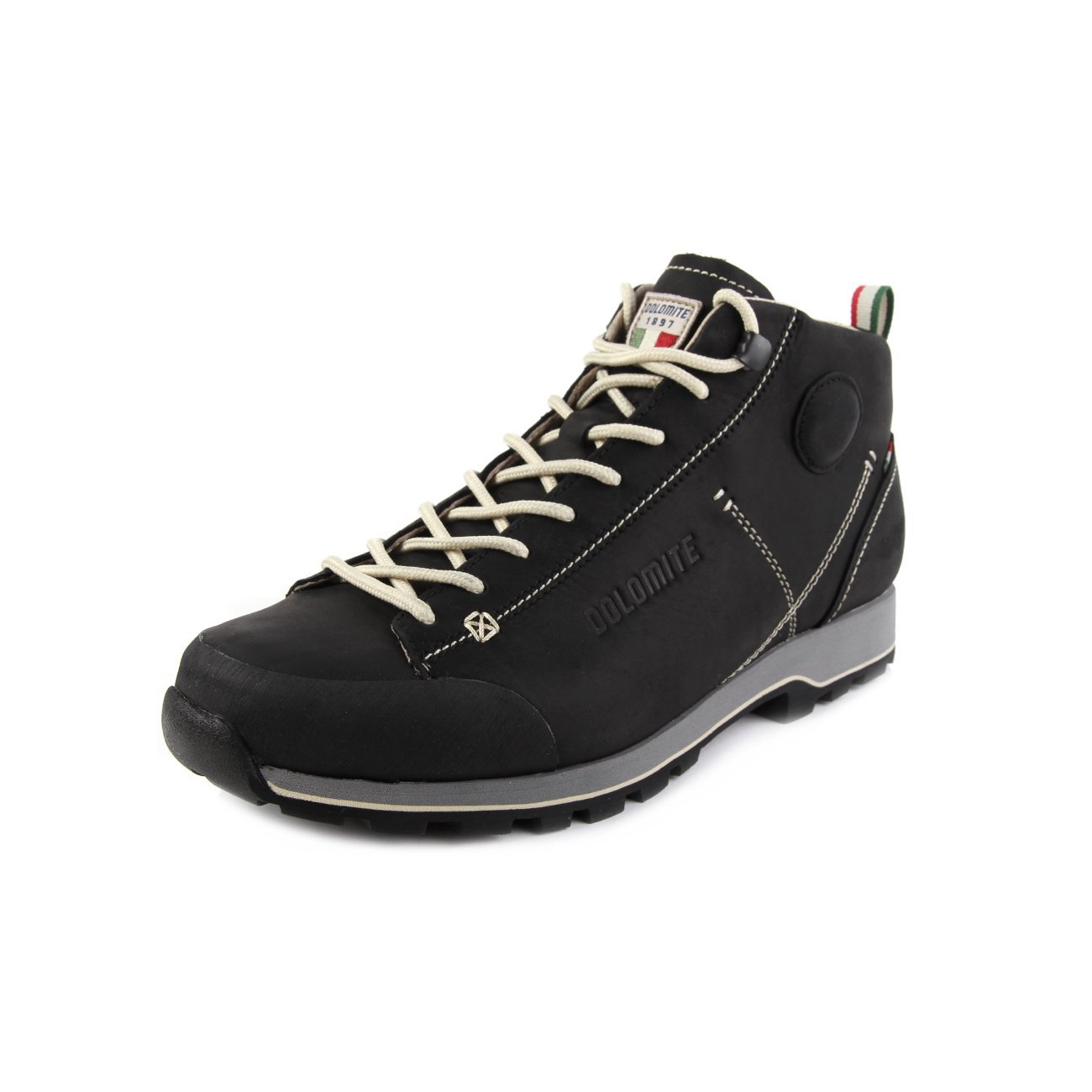 Dolomite Cinquantaquattro Mid City W Black Schuhe