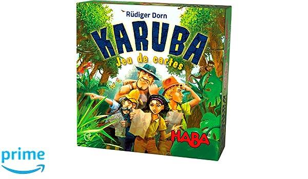 Karuba - Jeu de cartes: Amazon.es: Juguetes y juegos
