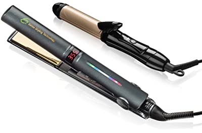 6th Sense Styling Technology - Best flat irons for thick hair
