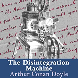 The Disintegration Machine Audiobook