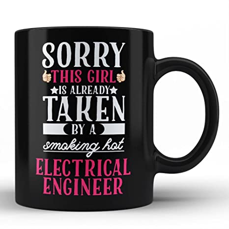 Amazon.com: Girfriend de electrodomésticos ingeniero Funny ...