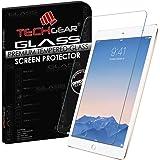 TECHGEAR® Apple iPad Air (iPad 5) GLASS Edition Genuine Tempered Glass Screen Protector Guard Cover
