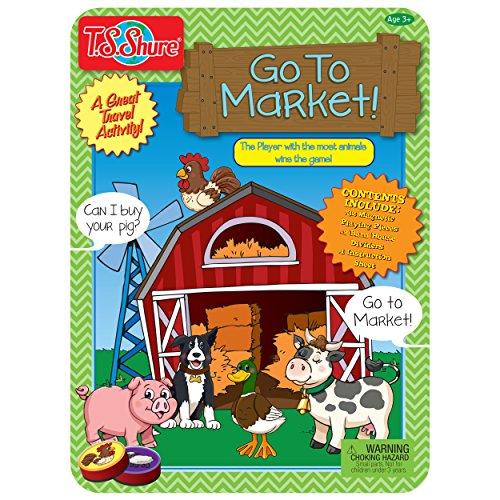 T.S. Shure Go to Market! Tin (Go Fish Tin)