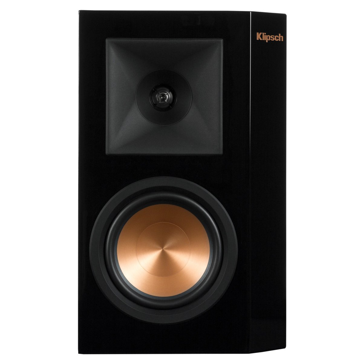 Klipsch RP-250S Piano Black Surround Speaker by Klipsch