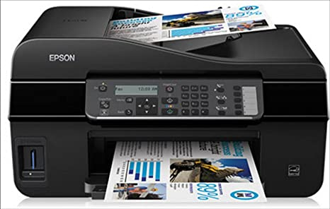 Epson Stylus Office BX305FW Plus - Multifunción (fax ...