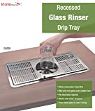 Krome Dispense Replacement Stainless Steel Disk for Rinser - C4016