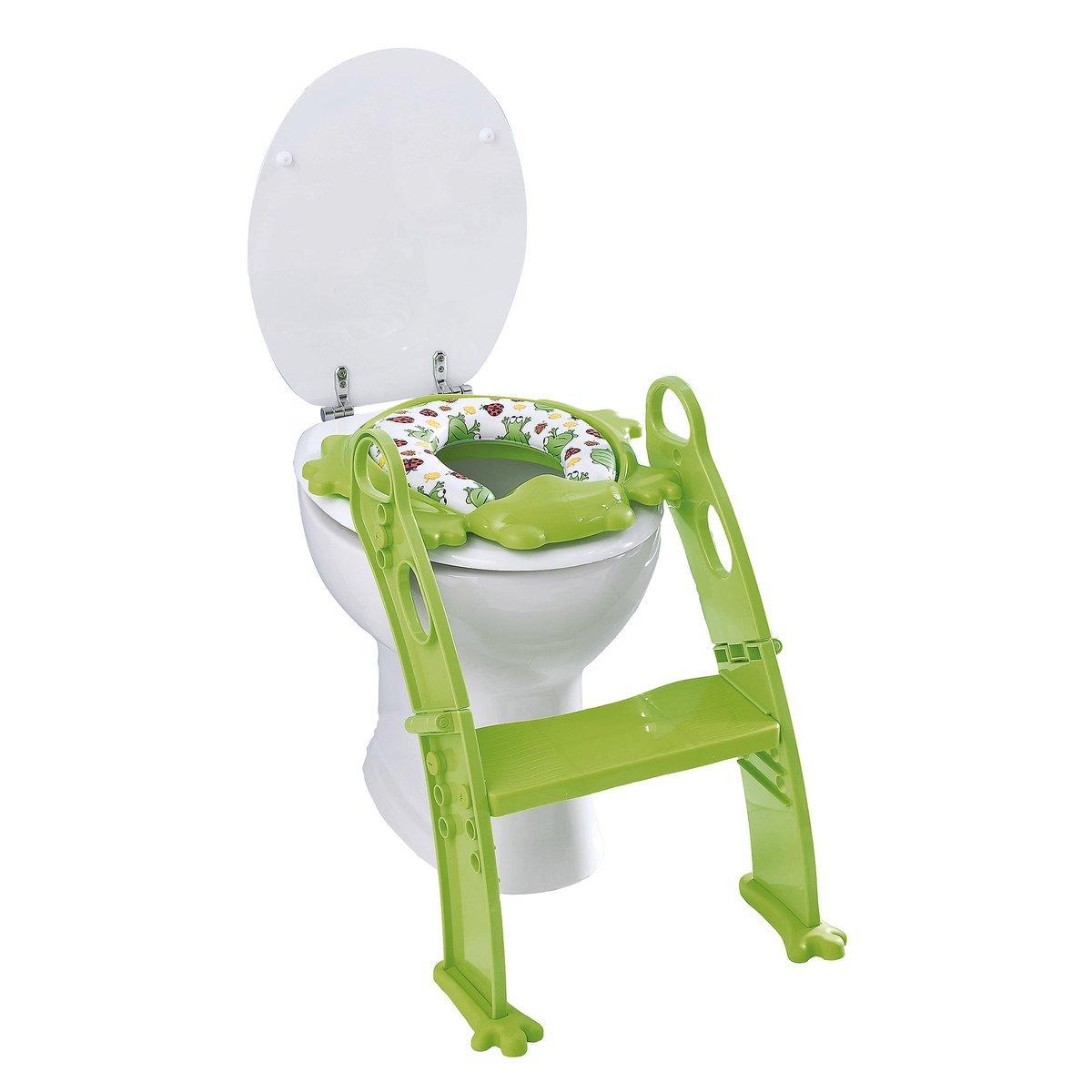 Toiletten-Trainer Frosch BABY-WALZ