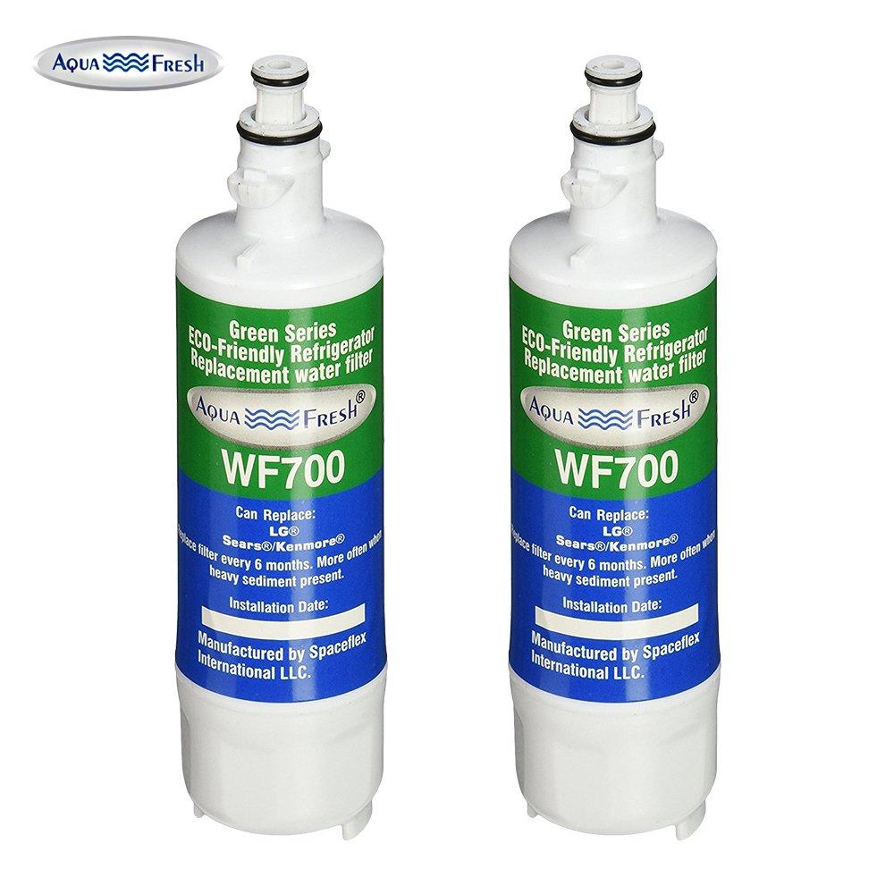 Amazon.com: Aqua Fresh WF700 Replacement for LG LT700P (Pack of 2): Home  Improvement
