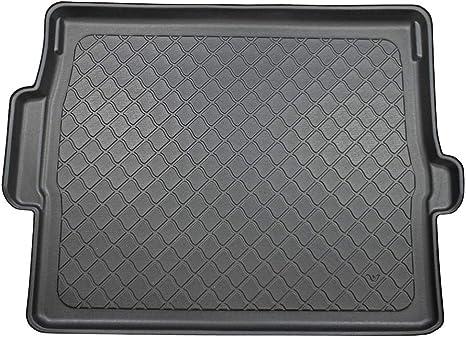 Plancher profond Basic Plus Tapis Bac de Coffre pour Peugeot 3008 II 2016