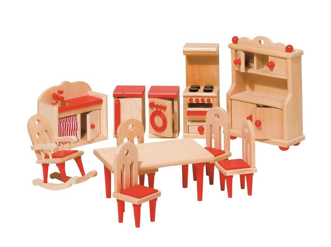Goki Puppenhaus - Goki Küche Puppenhausmöbel