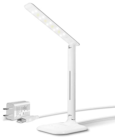 Dimmable led desk lamp fospower 14 led bright light table lamp dimmable led desk lamp fospower 14 led bright light table lamp adjustable 5 mozeypictures Images