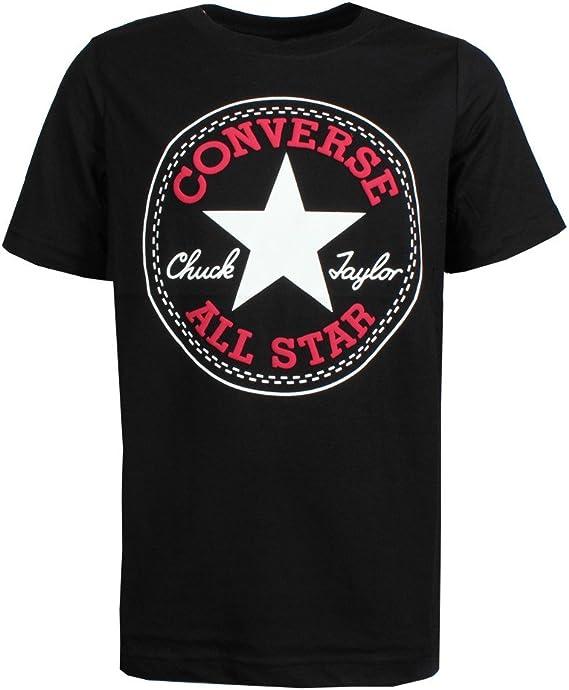 Converse Chuck Patch T-Shirt Bambina