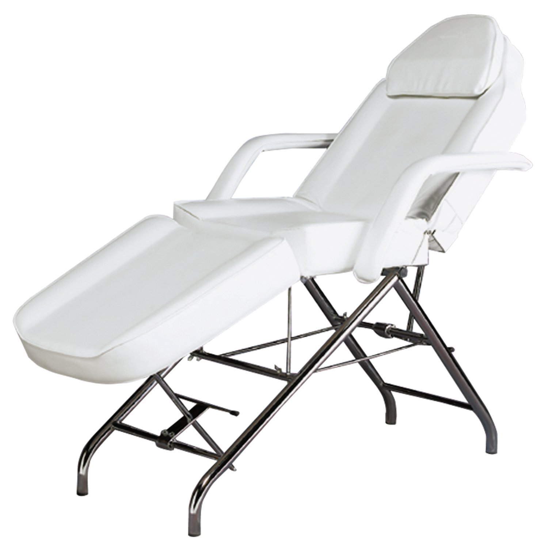 Amazon Dermatek Adjustable Facial Chair White Beauty