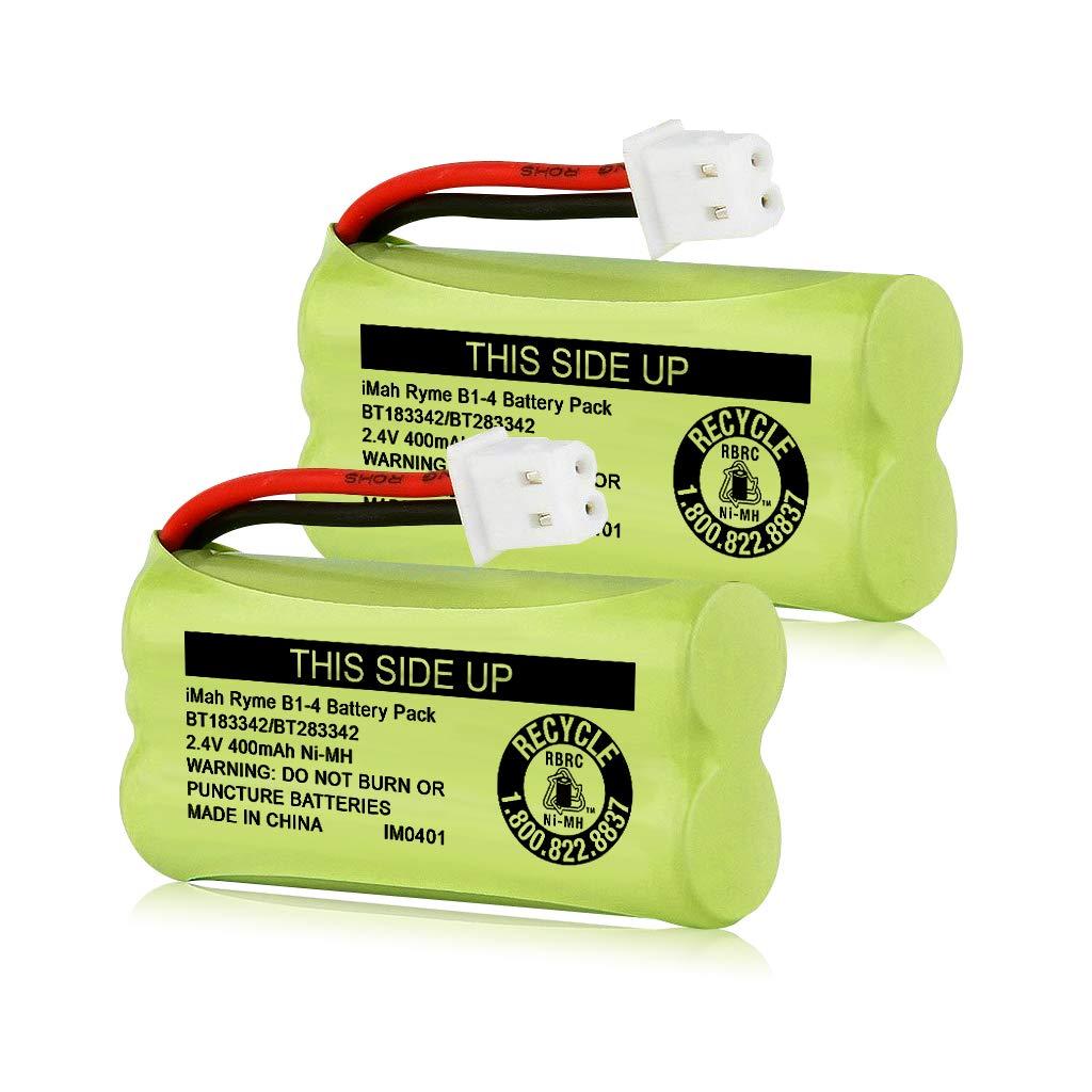 Bateria 2.4v 400mah Bt183342 Bt283342 [2 Unidades]