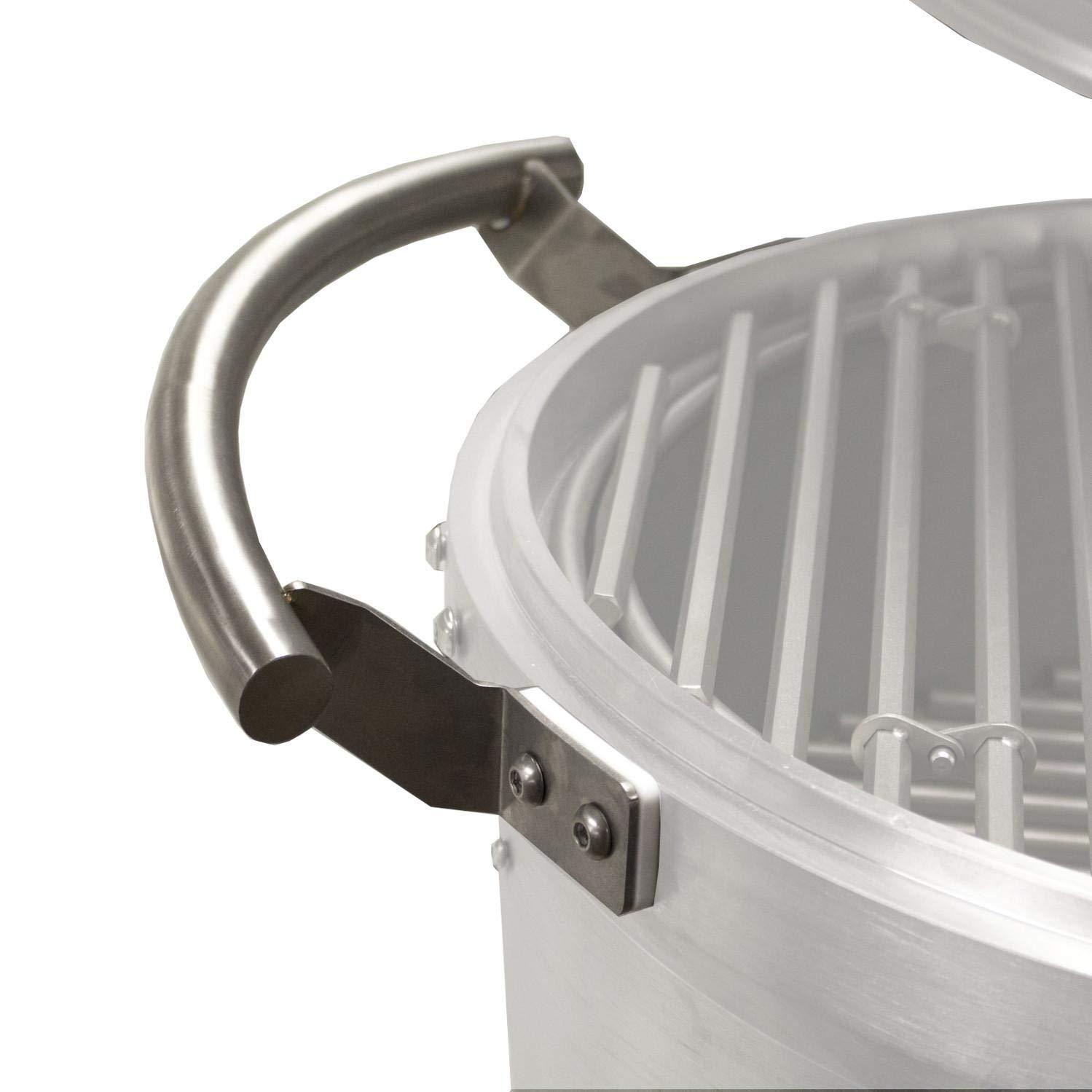 Blaze Stainless Steel Grill Handles for Kamado Grill (BLZ-KMDO-SSHAND) by Blaze