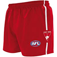 The AFL Store Sydney Swans Mens Baggy Shorts