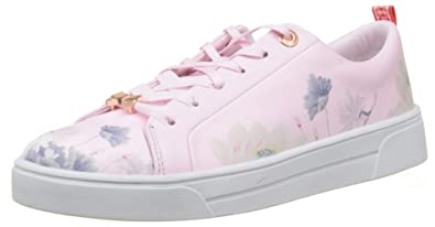 53df4373bdce1 Amazon.com: Ted Baker Womens AHFIRA Trainers: Shoes