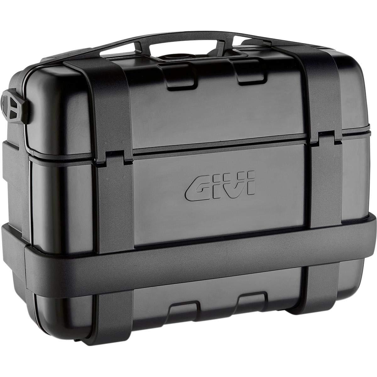 Givi TRK33B Trekker 33-Monokey Valise Couverture en Alu Noir//capacit/é Max de Chargement 10 kg