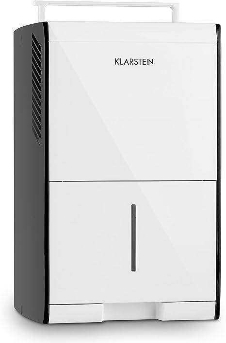 Klarstein Drybest 10 - Deshumidificador, Purificador de Aire ...