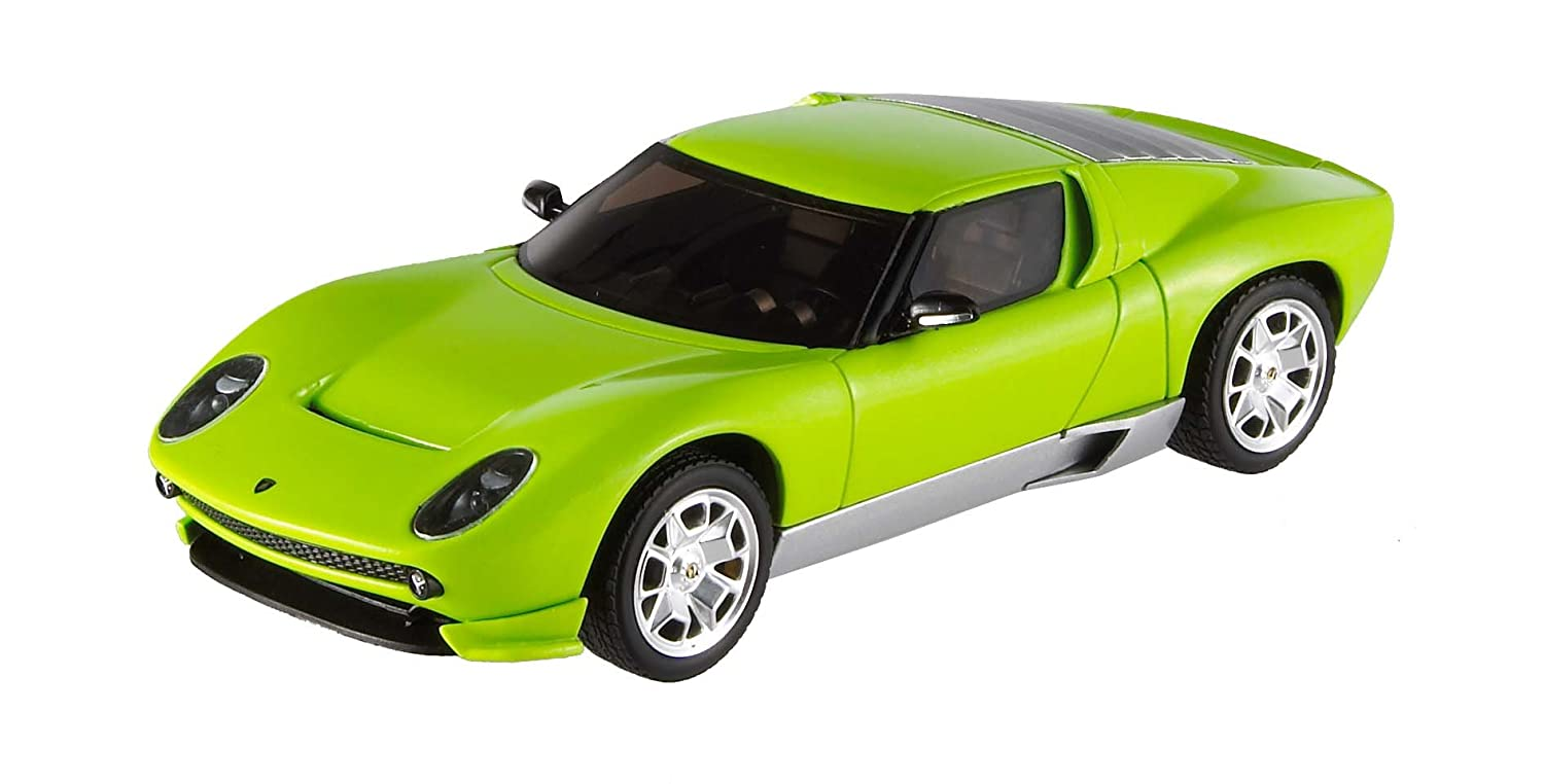 Hot Wheels Elite Lamborghini Miura Concept Car Green Amazon Co Uk