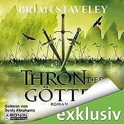 Thron der Götter (Die Thron Trilogie 3)