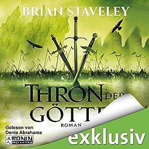 Thron der Götter (Die Thron Trilogie 3) Hörbuch