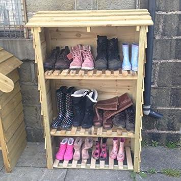 Stiefel Aufbewahrung gummistiefel schrank schuhregal outdoor aufbewahrung stiefel