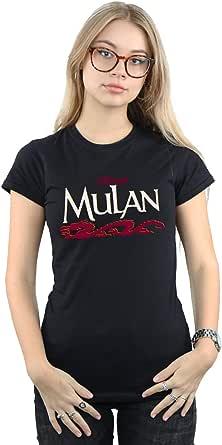 Disney Women's Mulan Script T-Shirt