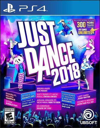 Just Dance 2018 - PlayStation 4: Amazon.es: Bricolaje y herramientas
