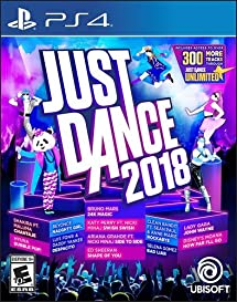 Amazon Com Just Dance 2018 Playstation 4 Ubisoft Video Games
