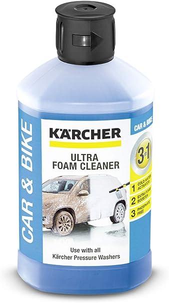 Karcher 6.295-743.0 - Detergente ultraespumante P&C 1L: Amazon.it