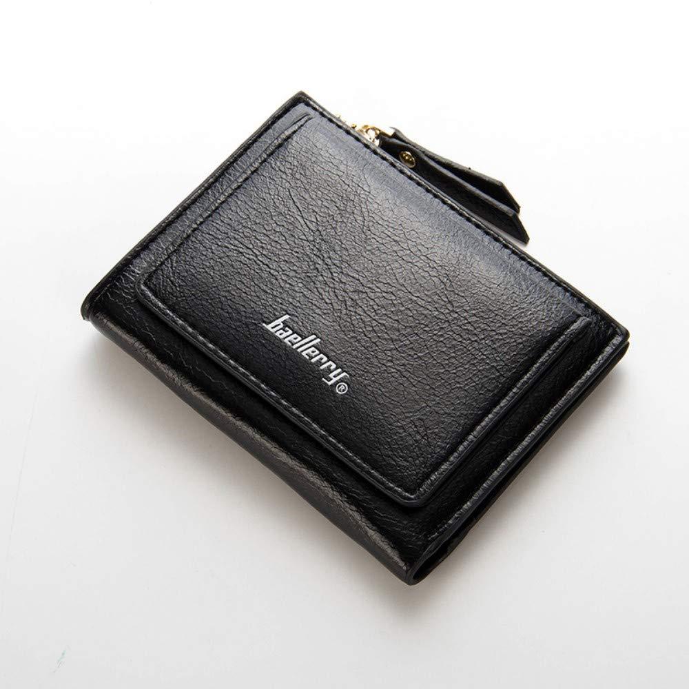 GENGXINLIN財布財布女性小財布カードスロットジッパーコインポケット財布女性財布財布Pu大容量A   B07MM9ZVLG