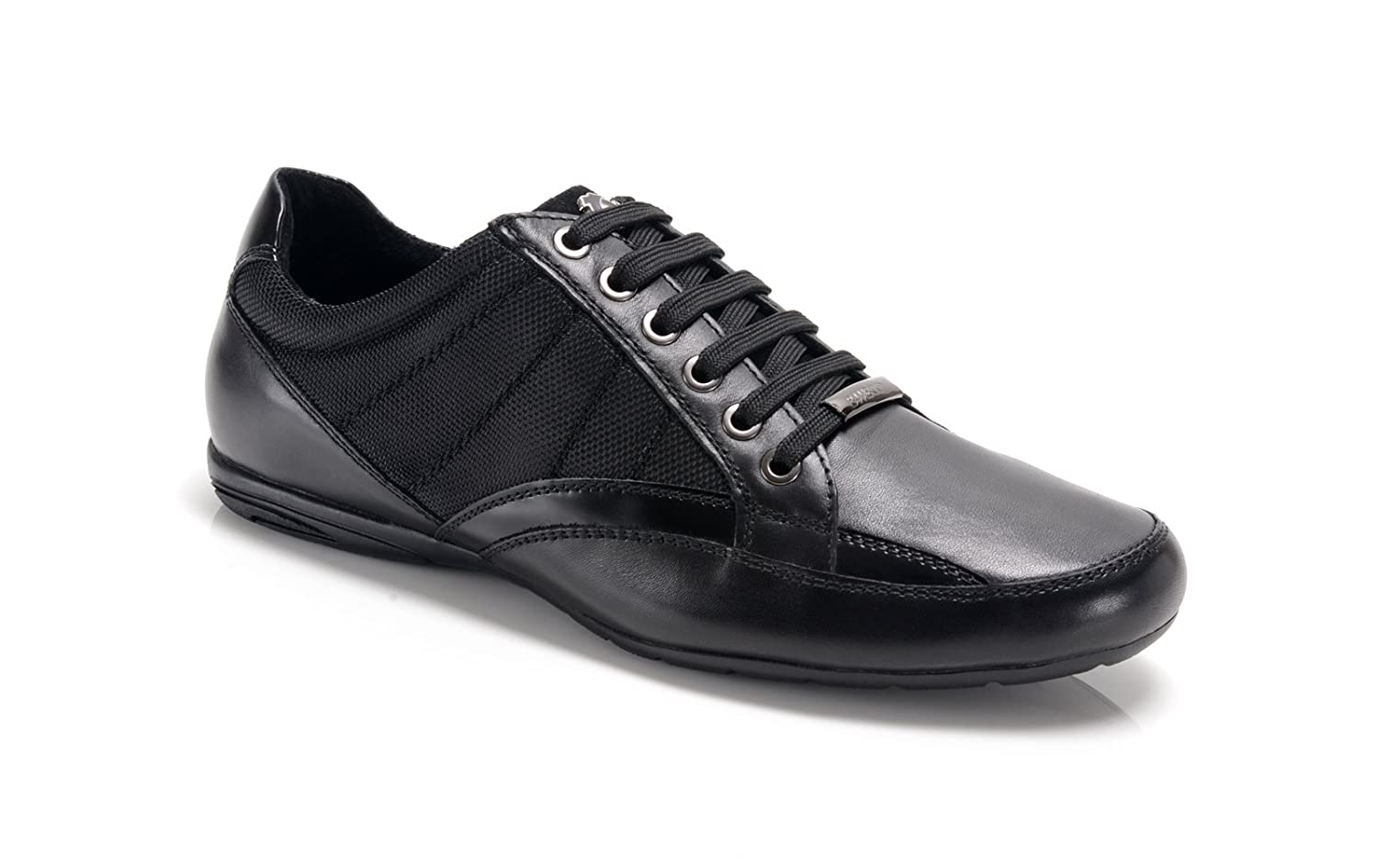 mens black casual trainers - 50% OFF