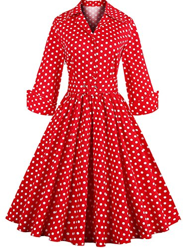 [Babyonline Flattering Halloween Costumes 1920s Red Semi Formal Clothes] (Cocktail Dress Halloween Costumes)