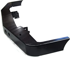 Heavy-Duty Front Steel Bumper without Winch Mount DA5682 for Land Rover Discovery 2